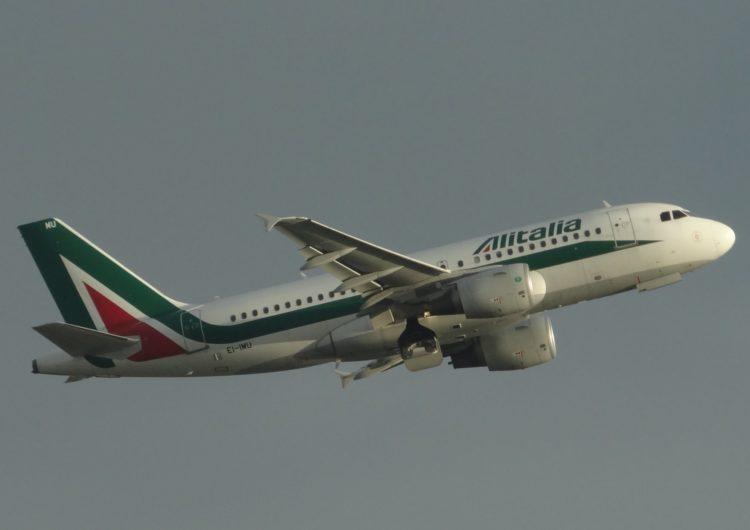 Alitalia pospone hasta diciembre su regreso a Buenos Aires