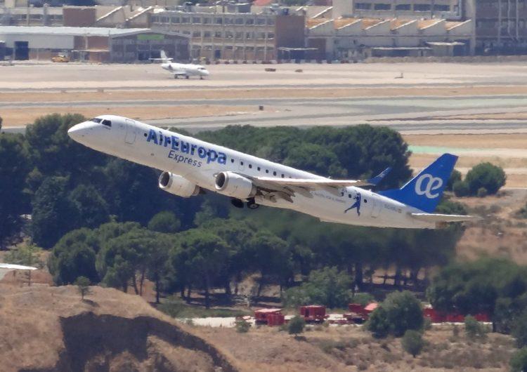 La aerolínea Air Europa comenzará a volar a Cuba a partir de julio