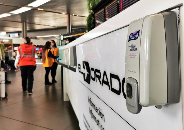 El Aeropuerto El Dorado recibe la Acreditación Sanitaria de Aeropuertos otorgada por la ACI