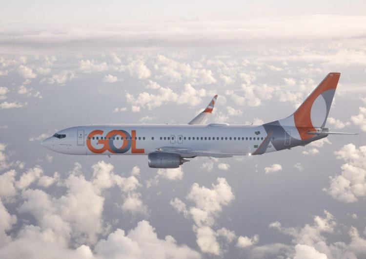 GOL passa a operar 250 voos em sua malha aérea de julho