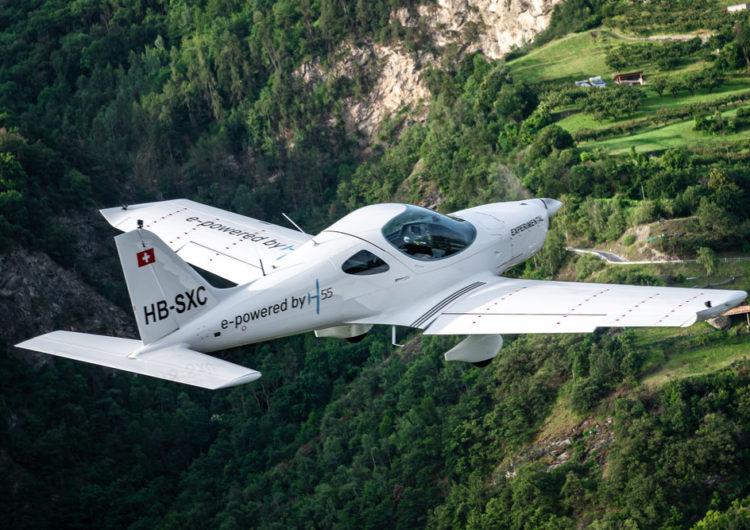 Suiza desarrollará sistemas de propulsión eléctricos