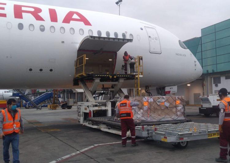 En junio, Iberia operará los vuelos a Lima con aviones Airbus A350