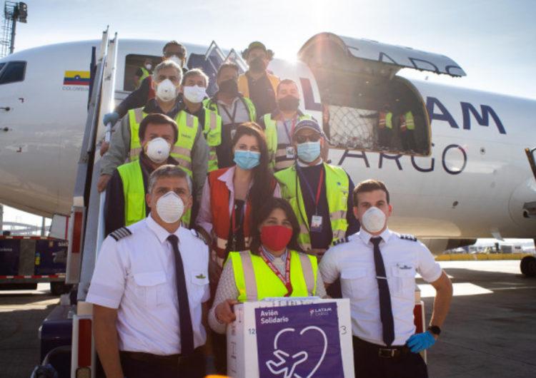 Avión Solidario: El programa de LATAM Airlines que vuela en medio de la pandemia