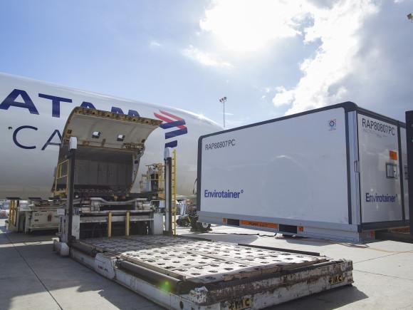 LATAM Cargo amplía Red Pharma para satisfacer demanda de mercados de América Latina
