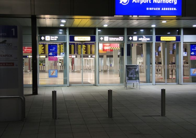 Nuremberg Airport leaders explain incentives scheme
