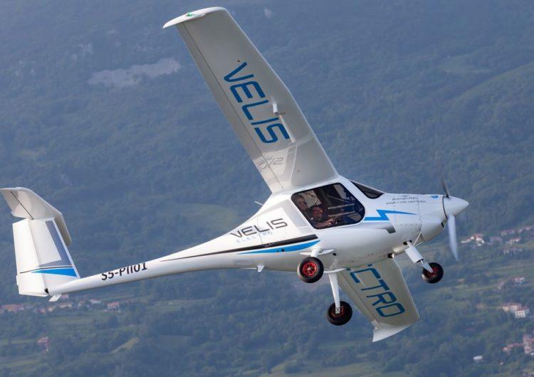 La EASA certifica el primer avión totalmente electrónico