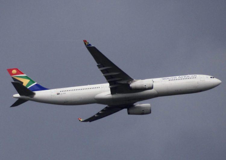 Gobierno sudafricano busca mecanismos para garantizar una nueva South African Airways