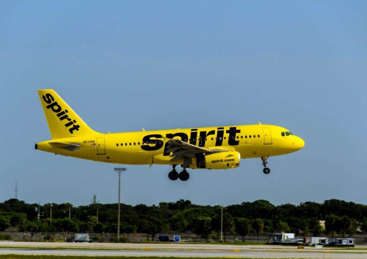Spirit Airlines reanudará la contratación de Pilotos y Sobrecargos