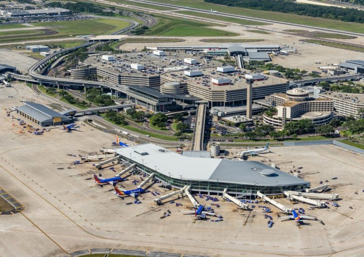 Tampa International Airport suspending operations for Elsa at 5 p.m.