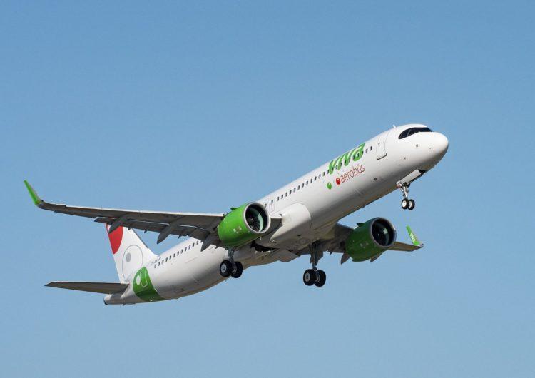Viva Aerobus registró más de 955 mil pasajeros en noviembre 2020