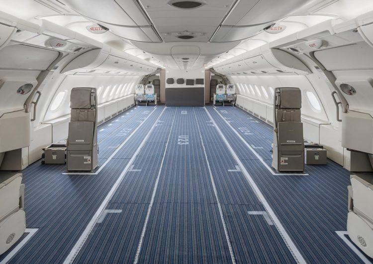 El primer A380 de carga del mundo comienza a volar