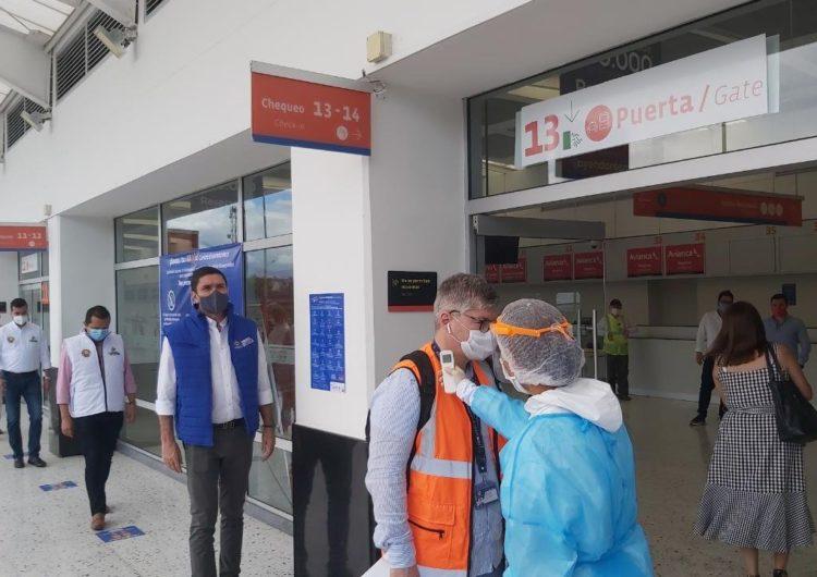 Colombia: Bucaramanga – Cúcuta, el primer vuelo autorizado por el Gobierno
