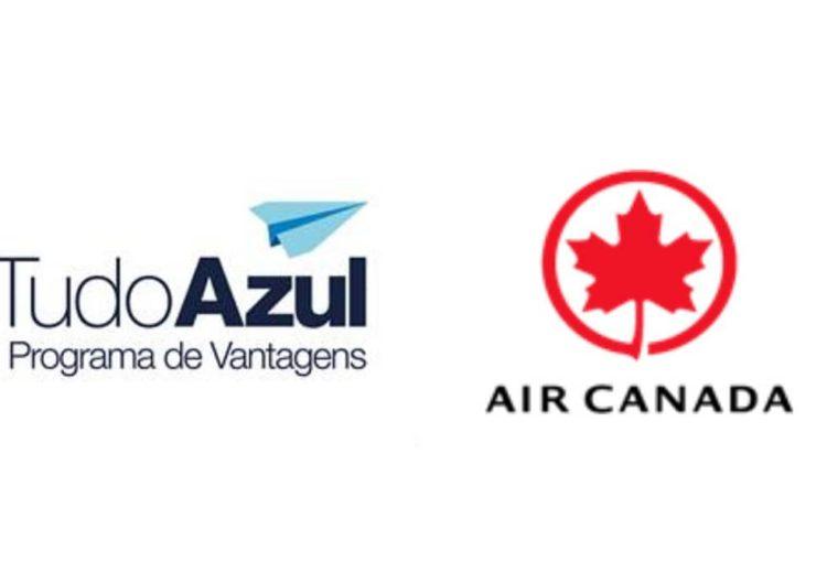 Azul e Air Canada fecham parceria de acúmulo e resgate entre seus programas de fidelidade