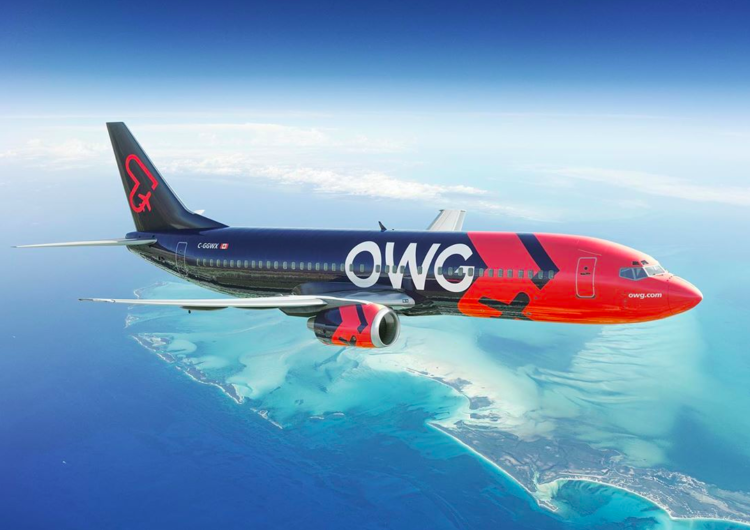 Canada's OWG launches with initial flight to Cuba
