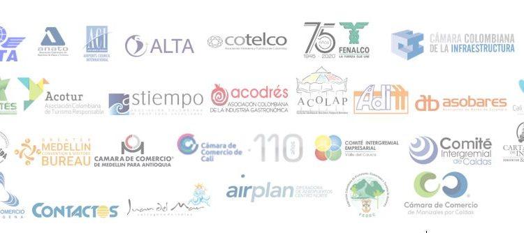 IATA, Gremios de Viajes, Turismo y Restaurantes publican Carta Abierta al presidente de la República de Colombia Solicitando Reactivación de las Regiones y del País