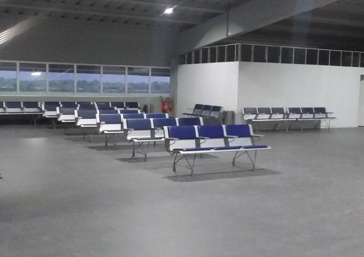 Infraero entrega novas melhorias aos passageiros no Aeroporto de Navegantes