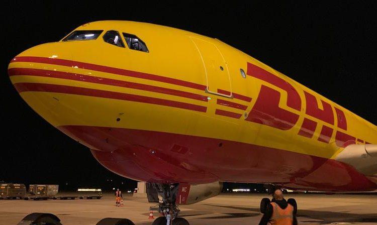 DHL realiza un vuelo ecológico de Leipzig a Nueva York con un A330-200F