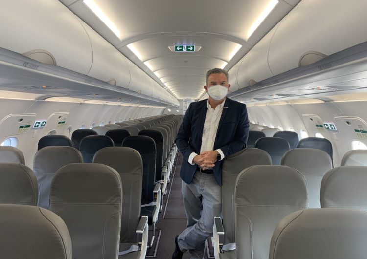 Jetsmart busca aprovechar espacios que abre la pandemia y lanza ruta a Chiloé