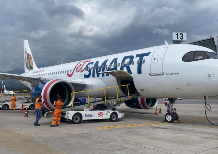 JetSMART se prepara para iniciar vuelos domésticos en el Perú