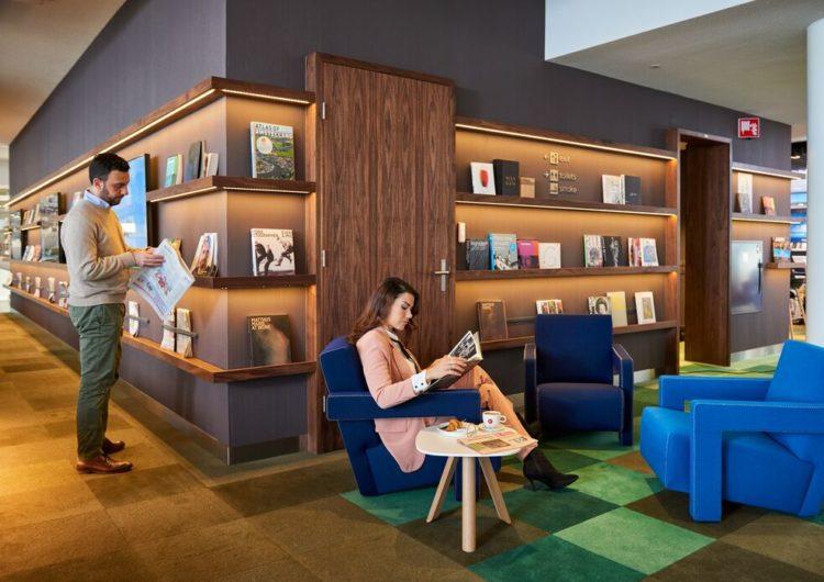 KLM vuelve a abrir sus salones VIP en Ámsterdam y espera recuperar pronto su oferta tradicional