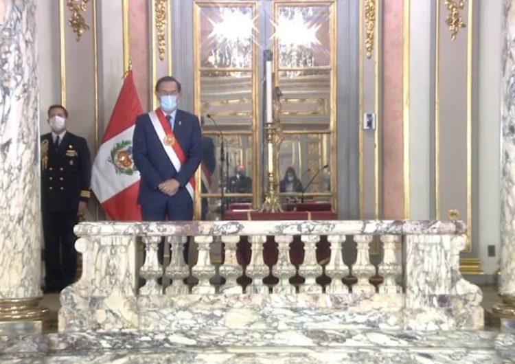 Perú: Estos son los nuevos ministros del último tramo del gobierno de Vizcarra