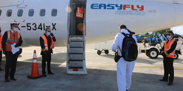 Colombia: Tras dos semanas en operación, este es el balance de los vuelos entre Bucaramanga y Cúcuta