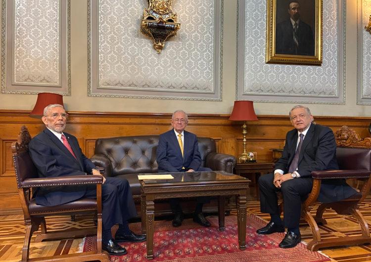 México: López Obrador anunció que Jorge Arganis Díaz Leal sustituirá a Javier Jiménez Espriú en SCT