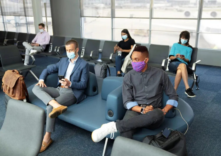 Travelers Face Risk of Penalties for Refusing to Wear Face Covering