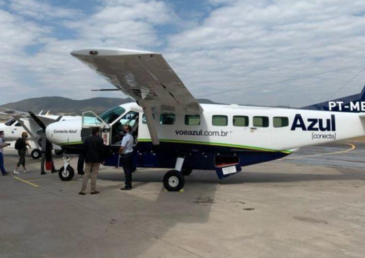 Se presentó Azul Conecta, la nueva subsidiaria de Azul Linhas Aéreas
