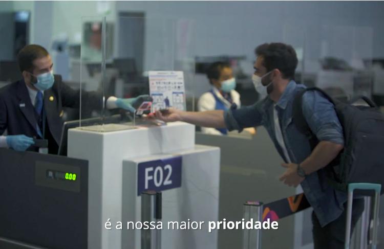 RIOgaleão e KLM produzem vídeo sobre nova rotina no terminal e a bordo