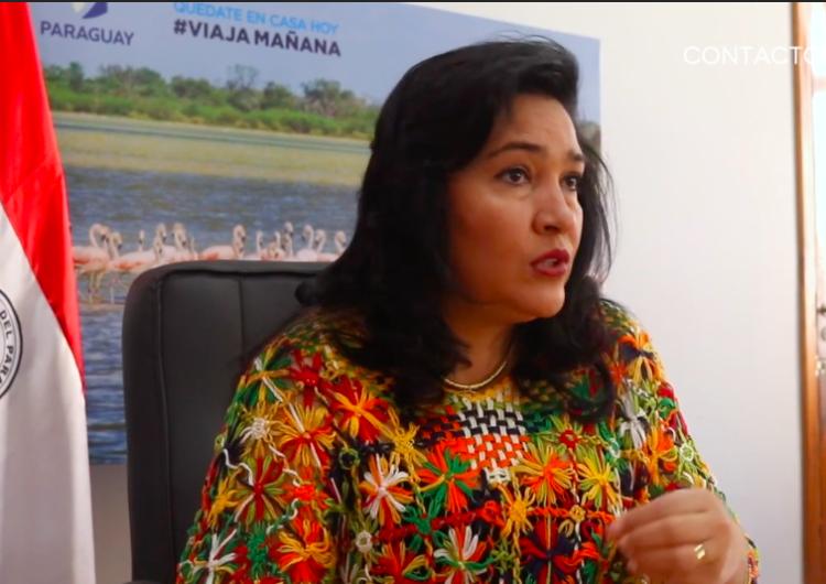 Paraguay: El sello de Destino Seguro será una poderosa herramienta para el turismo receptivo, señaló la Ministra de Turismo