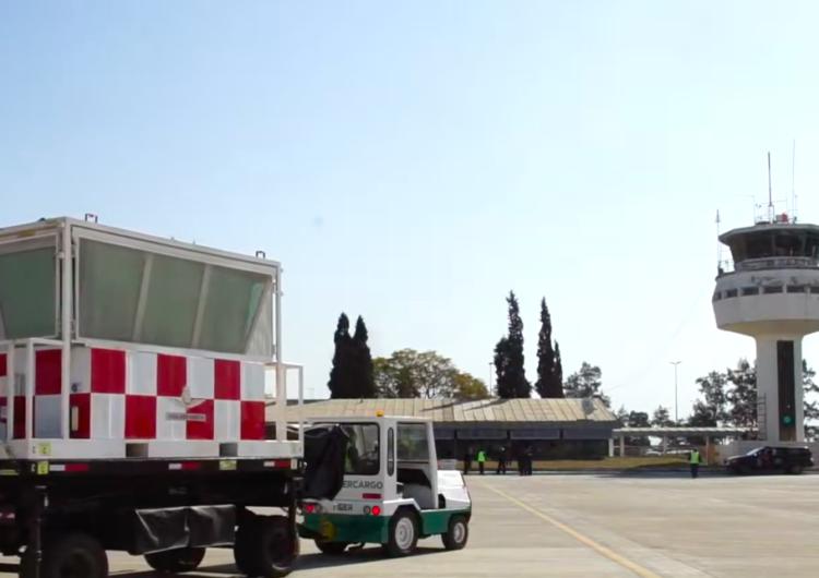 Argentina: Se iniciaron los trabajos de remodelación de la torre de control del aeropuerto de Tucumán