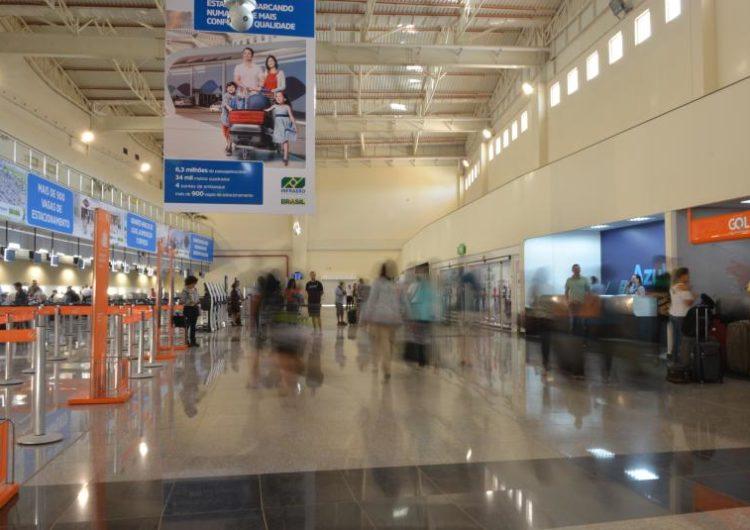 Aeroporto de Goiânia recebe liberação da Receita Federal para operações internacionais