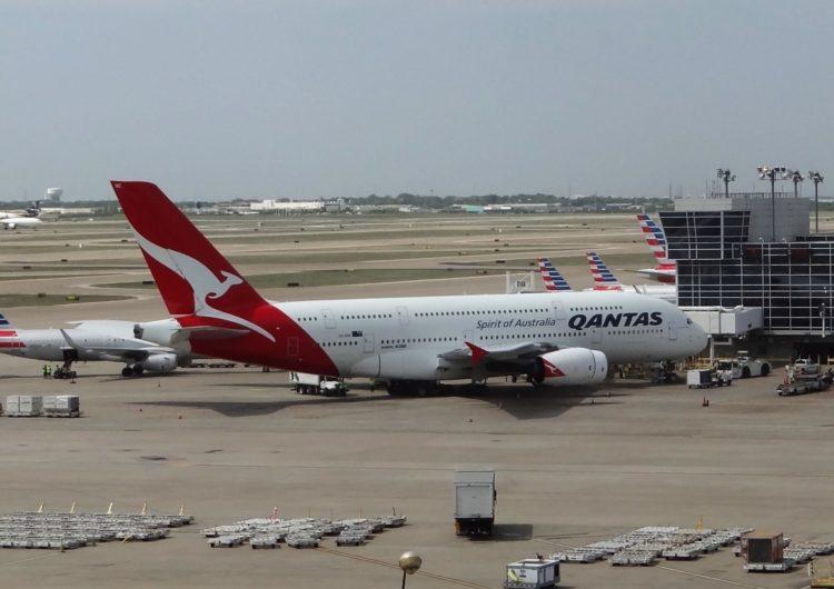 Qantas espera reintegrar el A380 en tres años y asegura que recuperará el 50% del mercado internacional en 2022