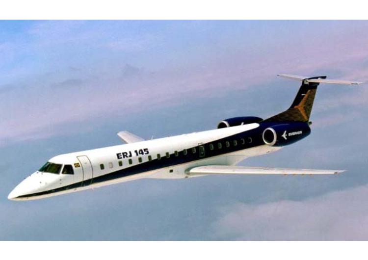 Embraer celebra el 25 aniversario de su primer jet regional: el ERJ-145