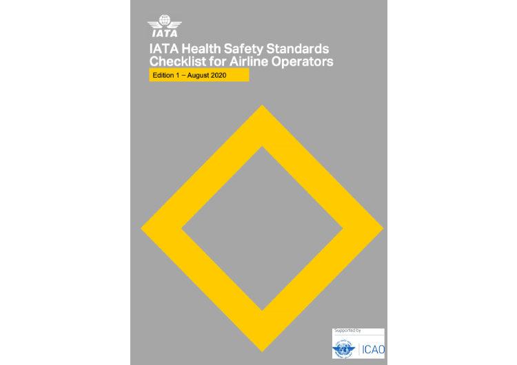 IATA cria checklist para aéreas em apoio a orientações da ICAO