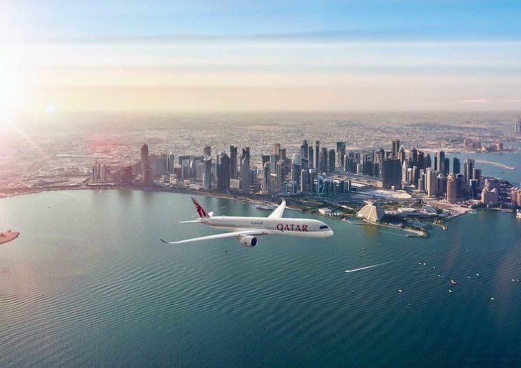 El Grupo Qatar Airways presenta sus iniciativas de sostenibilidad medioambiental