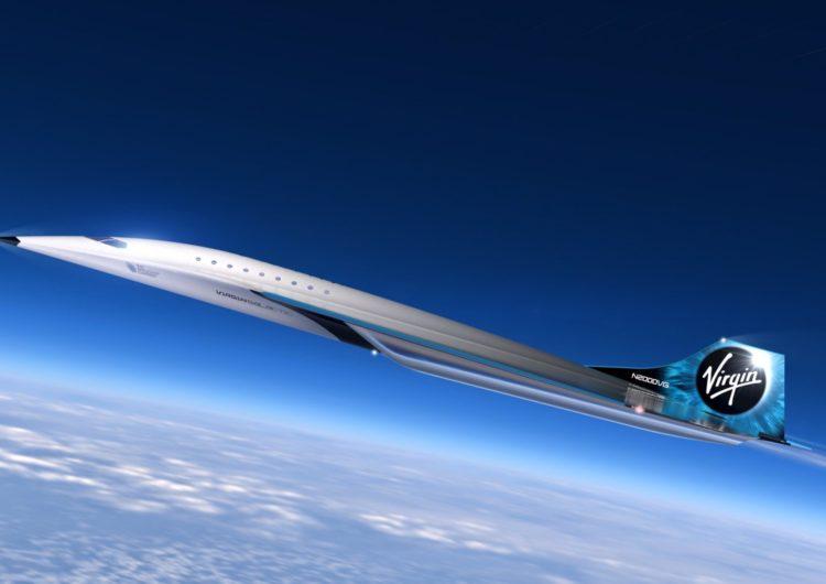 Virgin Galactic se asocia con Rolls-Royce para reflotar vuelos comerciales supersónicos