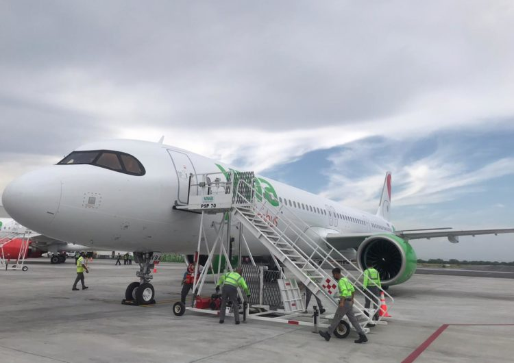 Reporta Viva Aerobus pasajeros del mes de julio 2020