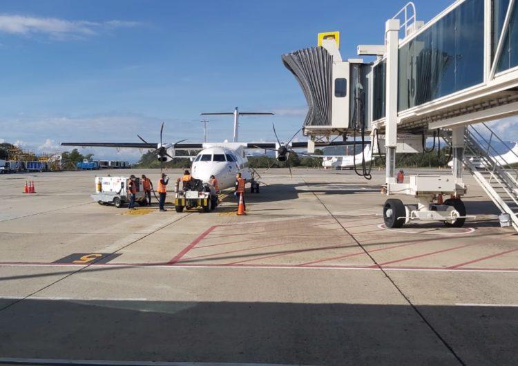 Colombia: El sector aéreo sigue recuperándose, en primer trimestre movilidad de pasajeros creció 51%
