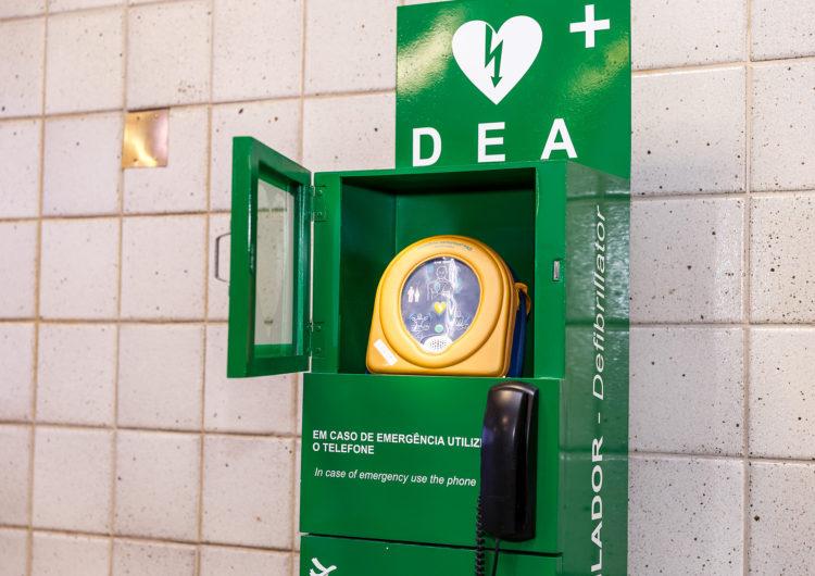 Parada cardíaca: Aeroporto de Salvador tem linha direta para acionar equipe de emergência