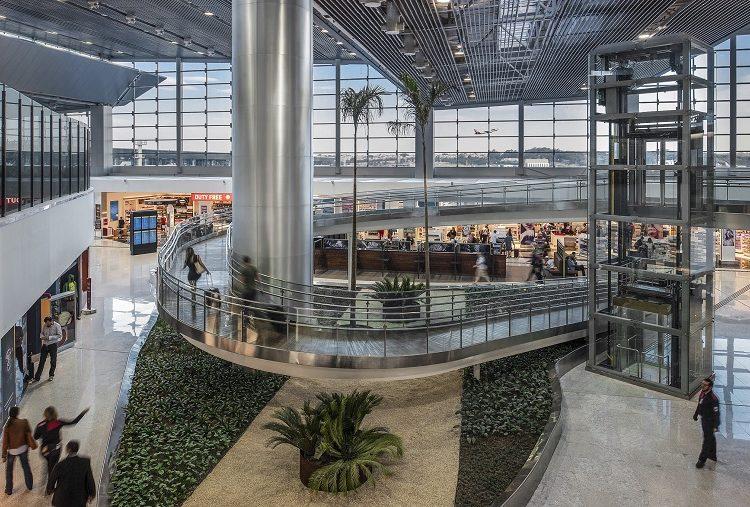 GRU Airport transporta mais de 2 milhões de passageiros em janeiro
