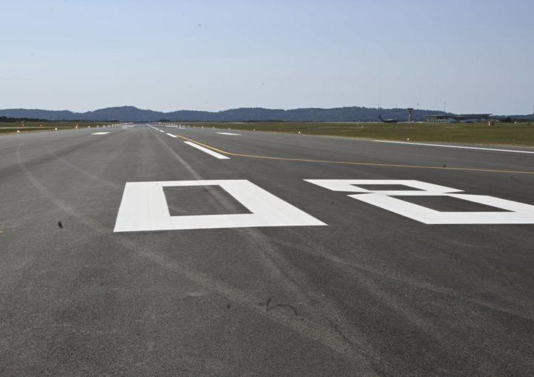 Uruguay: Aeropuerto de Punta del Este inauguró obras de renovación en infraestructura y tecnología
