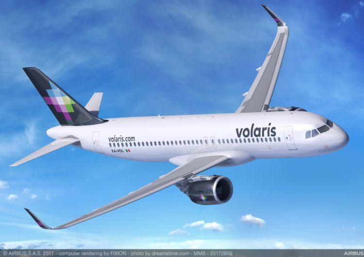 Volaris compra 171 motores para 80 nuevas aeronaves