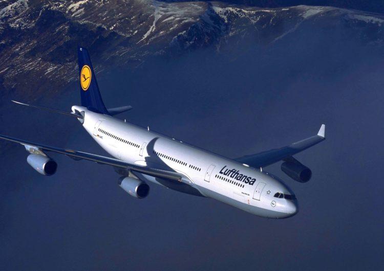 Lufthansa acelera planes de retirar aviones de cuatro motores