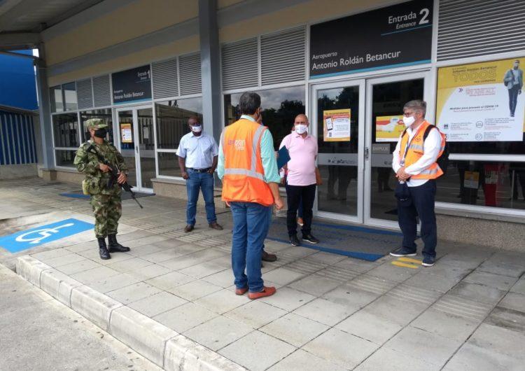 Colombia: Más de 30 aeropuertos nacionales ya tienen permiso para operar