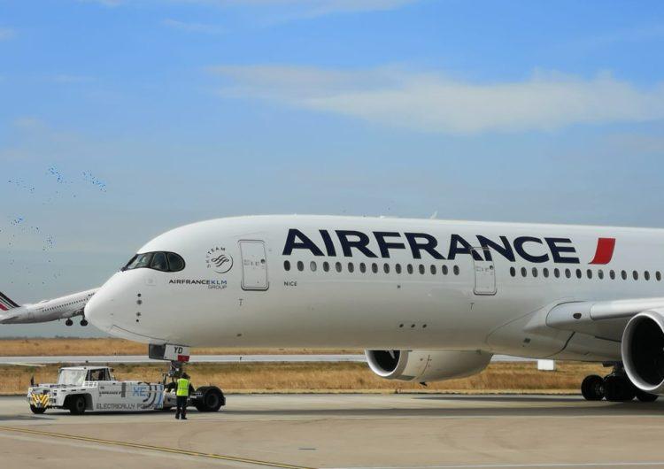 Air France suspende temporalmente sus operaciones en Venezuela, confirma el INAC