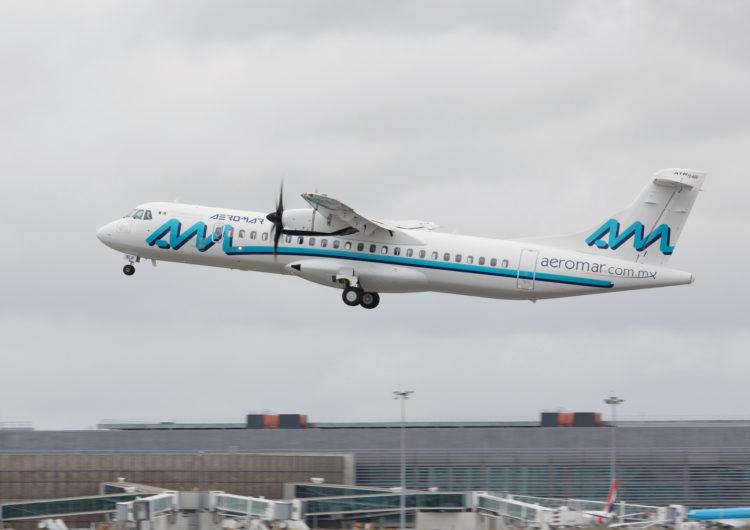 Fortalece Aeromar presencia en EUA