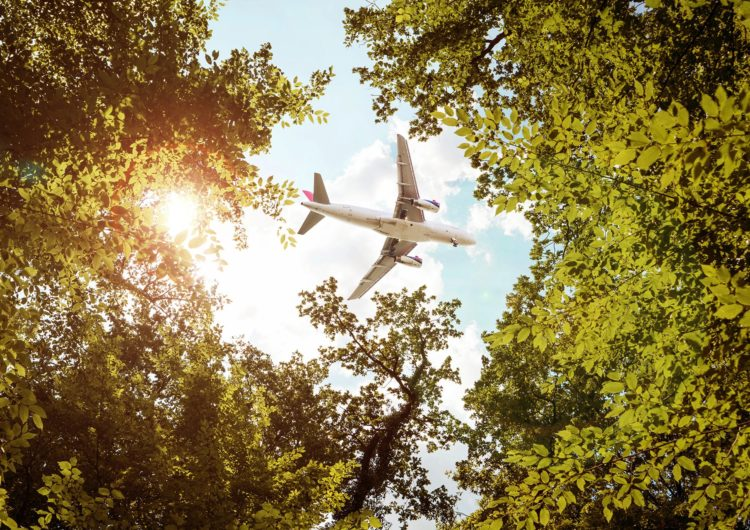 Green Recovery of Air Transport a Priority for Industry Leaders