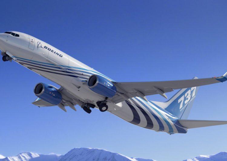 Boeing recibe pedidos de B737 cargueros y abre nuevas líneas de producción en Chin